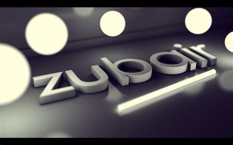 3d Wallpaper Zubair | zubair 3d by thezoob on deviantart
