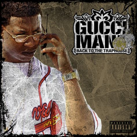 gucci mane trap house gucci mane back to the trap house mixtape buymixtapes com