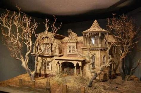 haunted doll houses for sale haunted dollhouse celebrate halloween pinterest