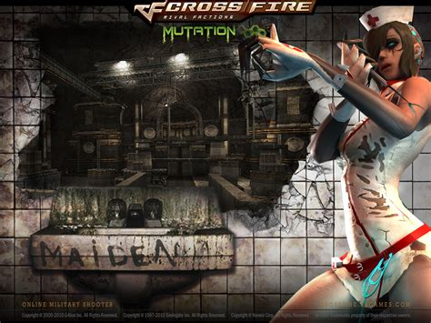 wallpaper game crossfire crossfire official wallpaper gallery mmorpg news
