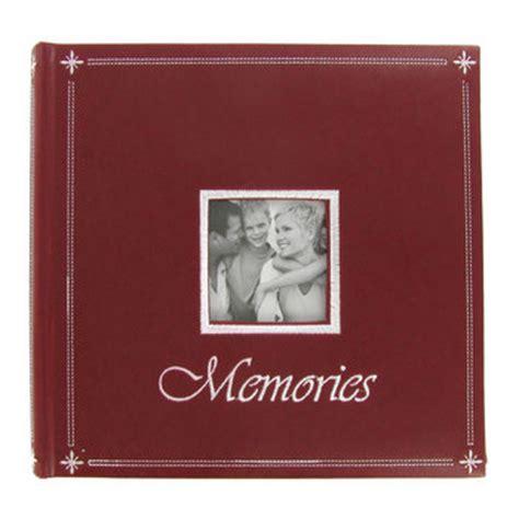Home Decor Picture Frames Albums Memories Photo Album 4 Quot X 6 Quot Hobby Lobby