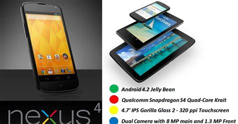 lg nexus 4 best price lg nexus 4 price and specs android 4 2 jelly bean