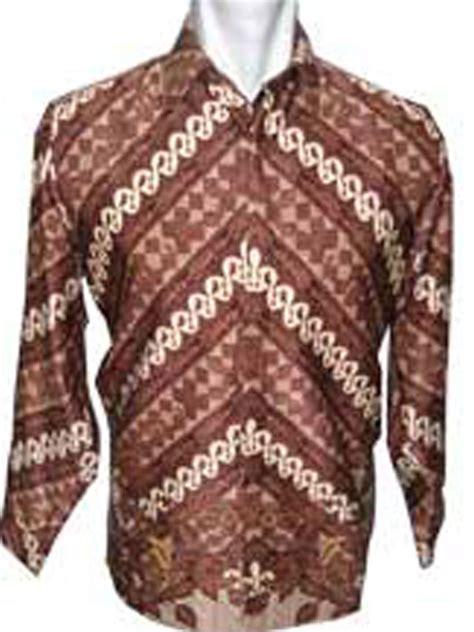 Baju Batik Ym Coklat klik u lihat detail
