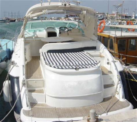 fairline motor boat
