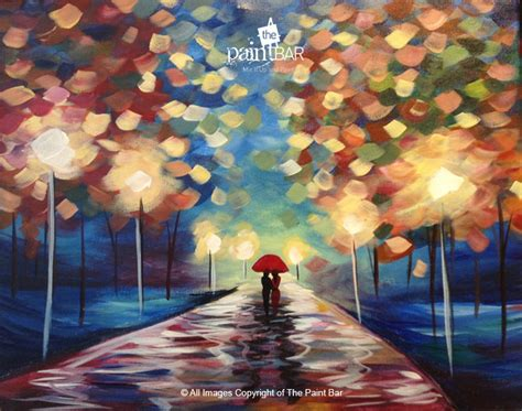 paint nite kirkland paint with the paint bar at the pop up makery at the