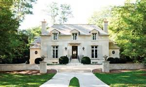 house d french country house exteriors white french country home