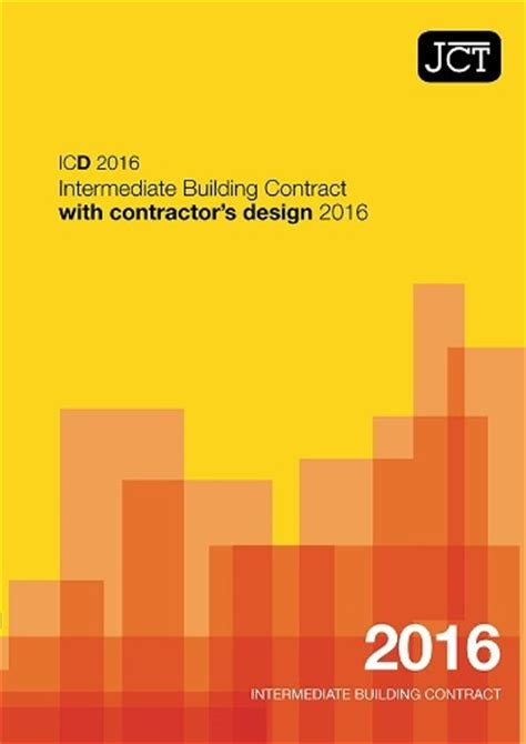 design and build contract uk intermediate building contract with contractor s design