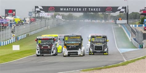 truck racing association truck racing association chionship joins forces