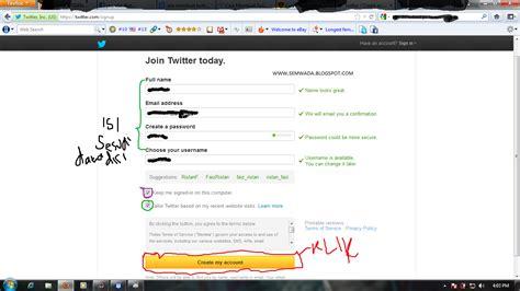 tutorial membuat website jejaring sosial cara membuat jejaring sosial twitter dengan mudah lengkap