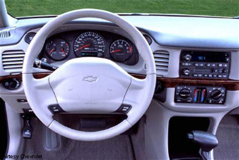 how make cars 2005 chevrolet impala parental controls 2003 chevrolet impala ls sedan