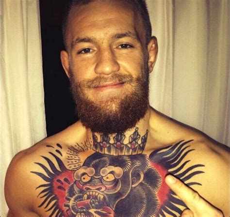 mcgregor notorious tattoo conor mcgregor tattoo the notorious pinterest sexy