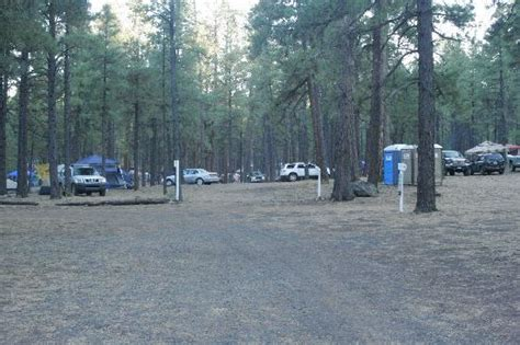Fort Tuthill Cabins by Fort Tuthill County Cground Flagstaff Az
