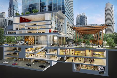 mall sections the som designed tanjong pagar centre will soon be