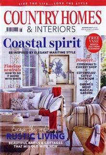 country homes interiors magazine country homes interiors magazine subscription buy at