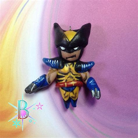 Marvel X Wolverine Chibi Key Chain Gantungan Kunci 298 best images about villain clay on captain america and