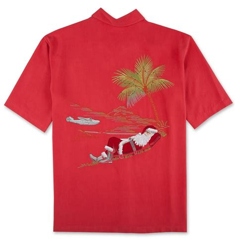 tori richard christmas shirts