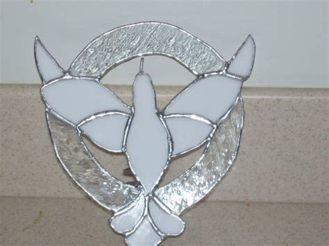 dove christmas tree topper 50 best stain glass birds doves images on stained glass birds mosaics and stained