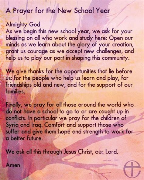 the new school new school year and a prayer on pinterest