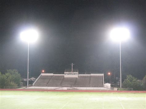 Field Lights by Mississippi Electric Company Projects Webster Electric