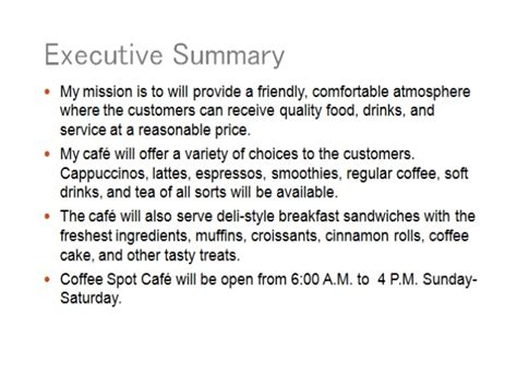 Coffee Shop Business Plan Template Free Free Business Template Coffee Shop Business Plan Template Pdf