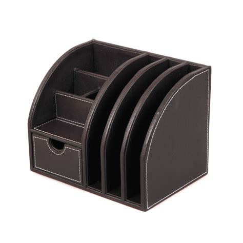 black leather desk organizer leather desk organizer rooms