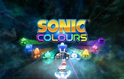 sonic sonic colors review