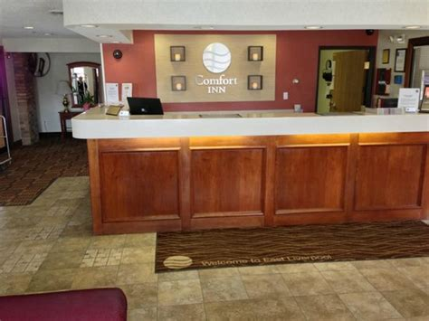 comfort inn east liverpool ohio lobby picture of comfort inn east liverpool east