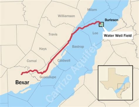 pipeline map texas proposed texas water pipeline causes controversy county news