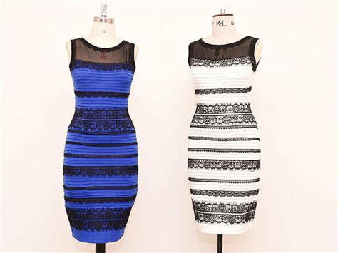Blue And Black Or White And Gold Dress Test by Black Blue Or Gold White Mystery Of The Dress Solved
