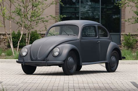 Cost Of A Volkswagen Beetle by You Won T Believe How Much This 1943 Beetle Costs