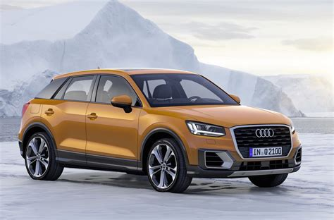 Audi Q 2 by Audi Q2 Compact Suv Unveiled On Sale In Australia In 2017