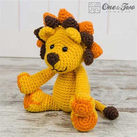 pattern crochet lion logan the lion amigurumi pattern amigurumipatterns net