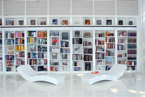 design library home libraries with contemporary edge