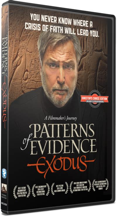 pattern of exodus review patterns of evidence the exodus review creative