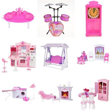 dolls house sets doll house miniature furniture accessory pretend play set