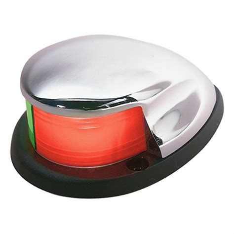 led boat bow lights seachoice green bow light 198741 boat lighting at