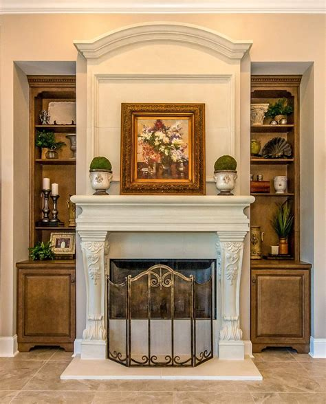 Fireplaces Atlanta cast fireplace overmantel photo fireplaces in atlanta