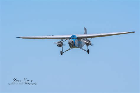 New Garden Flying Field by New Garden Flying Field Receives Eaa Ford Tri Motor The
