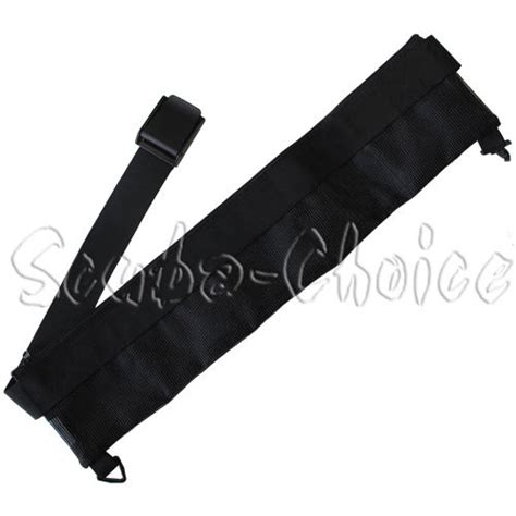 Seac Diving Belt With Weight Pockets Medium 19403 M scuba diving bcd weight belt with 5 pockets w buckle 49 quot webbing