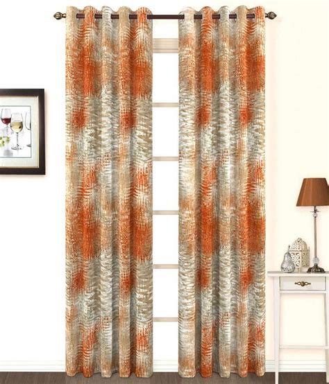 orange gray curtains orange and gray curtains orange curtains contemporary