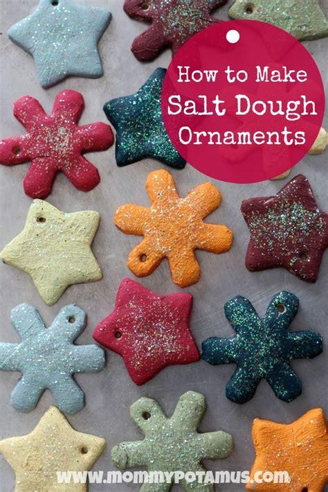 unique salt dough christmas decorations ideas