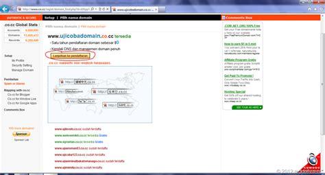 membuat blog dengan domain sendiri membuat blog di wordpress dengan domain sendiri part i