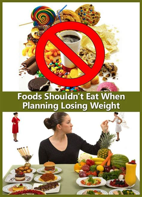 4 vegetables you shouldn t eat 5 foods you shouldn t eat if you re planning on losing weight