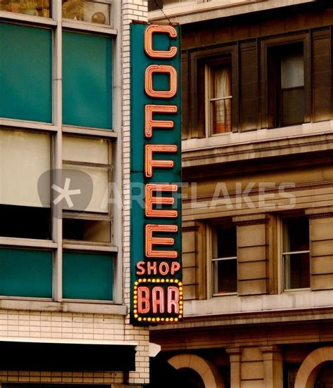 coffee shop in new york quot new york city coffee shop sign quot photography art prints