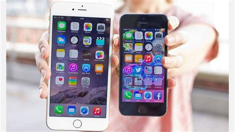 iPhone 5s vs iPhone 6 Plus comparison   Macworld UK