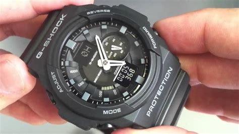 Casio G Shock Ga 150 Black As black casio g shock ga150 1a anti magnetic