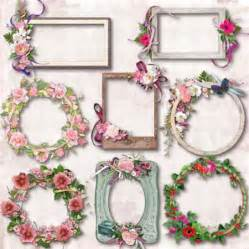 Decorating Ideas Picture Frames Flowers For Flower Photo Frames Designs Ideas