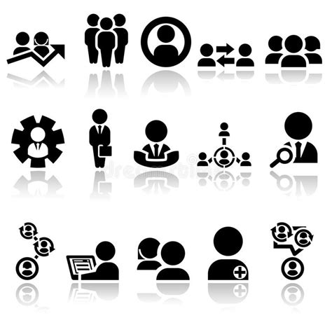 Vector Business Icons Set Royalty Free Stock Photos Image 1095468 Business Vector Icons Set Eps 10 Stock Vector Illustration Of Communication Icon 33973003