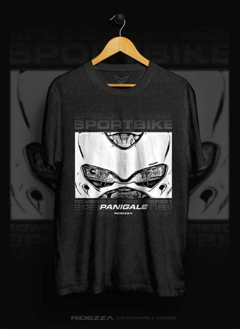 T Shirt Ducati Panigale ducati panigale focus t shirt ridezza