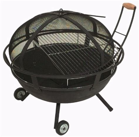 Pit On Wheels Triyae Portable Outdoor Pit With Wheels